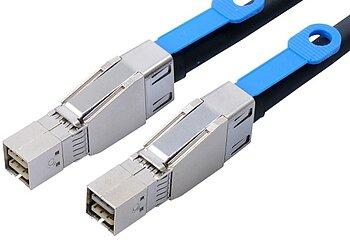 Externes SAS HD Kabel, SFF8644 auf SFF8644