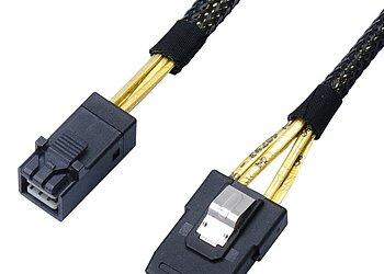 Internes SAS HD Kabel, SFF8643 auf SFF8087 (36-Pin)