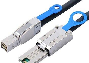 Externes SAS HD Kabel, SFF8644 auf SFF8088