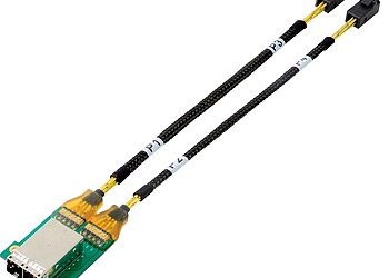 Interner Adapter SFF-8644 auf SFF-8643 4X*2