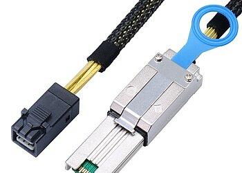 Internes SAS HD Kabel, SFF8643 auf SFF8088
