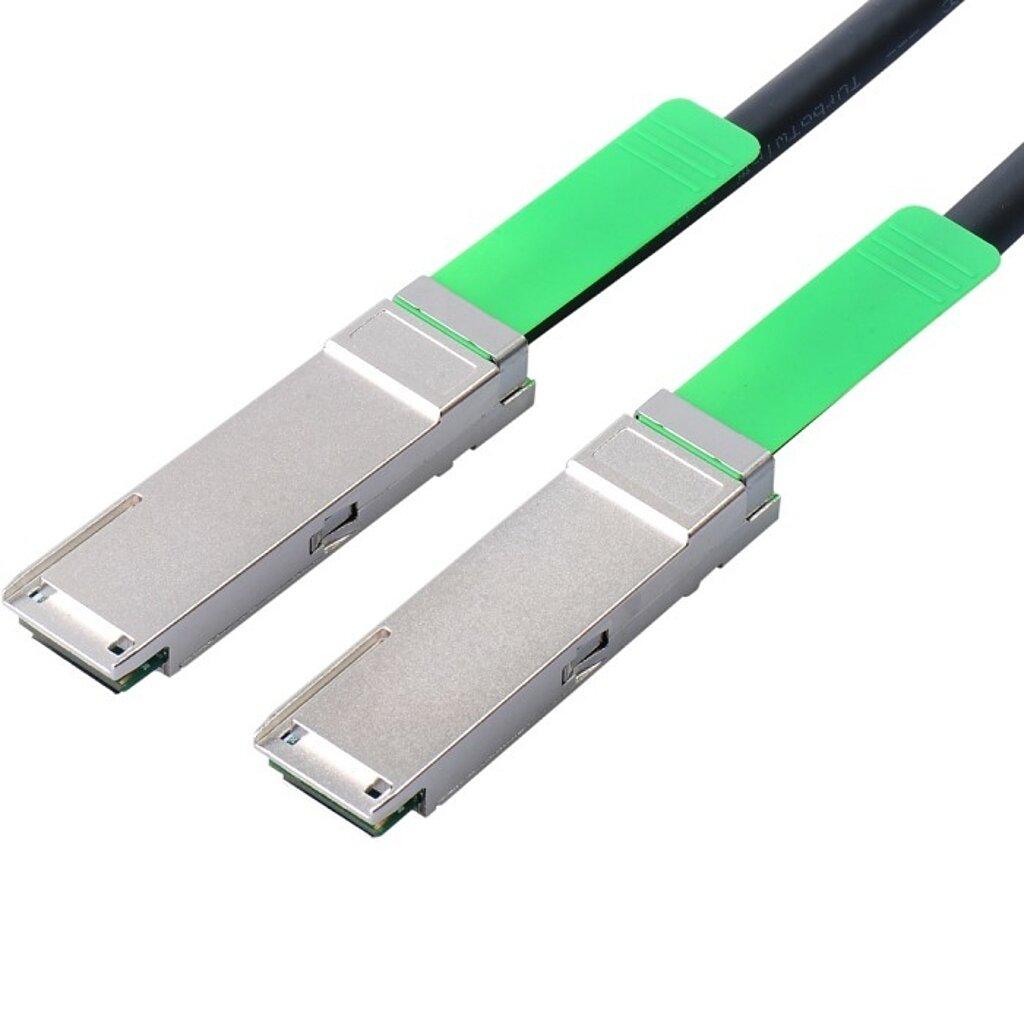 Externes QSFP+ Kabel, SFF-8436 auf SFF-8436